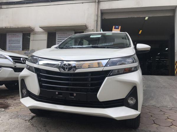 Hình ảnh xe Toyota Avanza