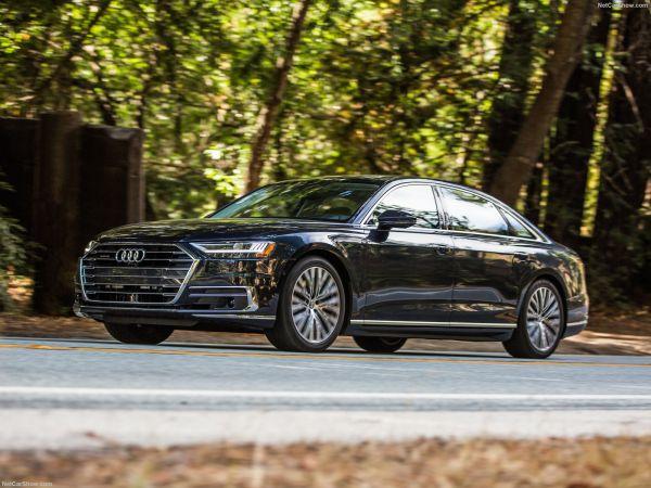 Hình ảnh xe Audi A8