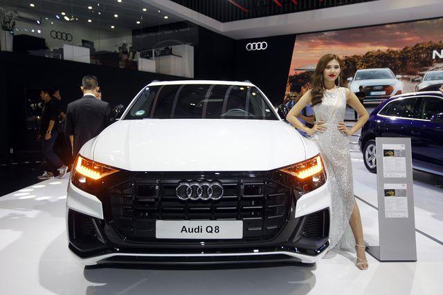 Hình ảnh xe Audi Q8