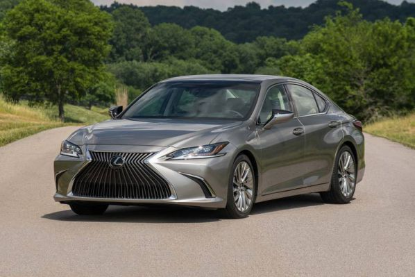 Hình ảnh xe Lexus ES250