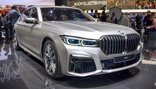 Hình ảnh xe BMW 760Li