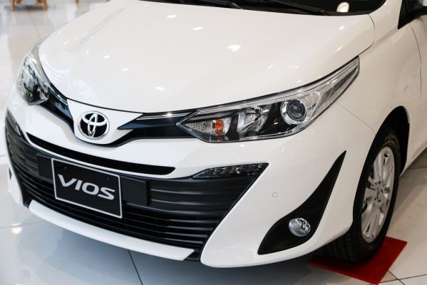 Hình ảnh xe Toyota Vios