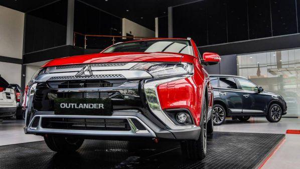Hình ảnh xe Mitsubishi Outlander