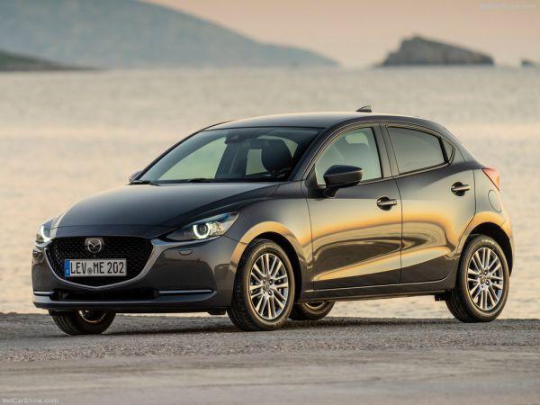 Hình ảnh xe Mazda2