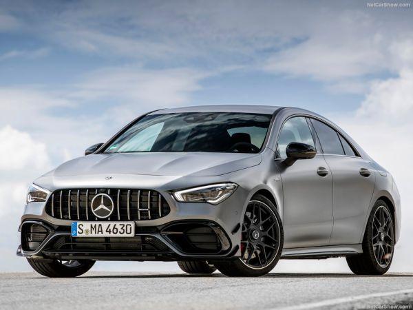 Hình ảnh xe Mercedes CLA Class