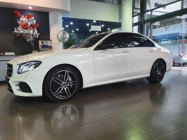 Hình ảnh xe Mercedes E Class