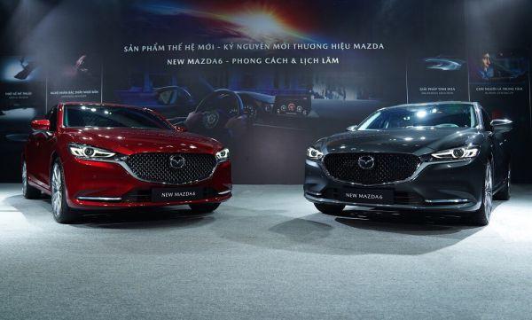 Hình ảnh xe Mazda6
