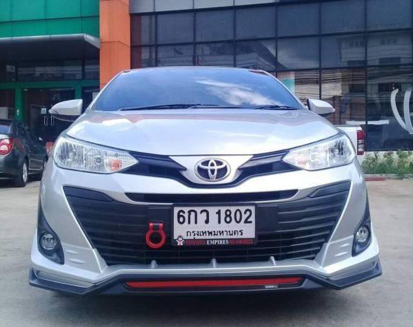 Body KIT Toyota Vios nhập khẩu Thái Lan