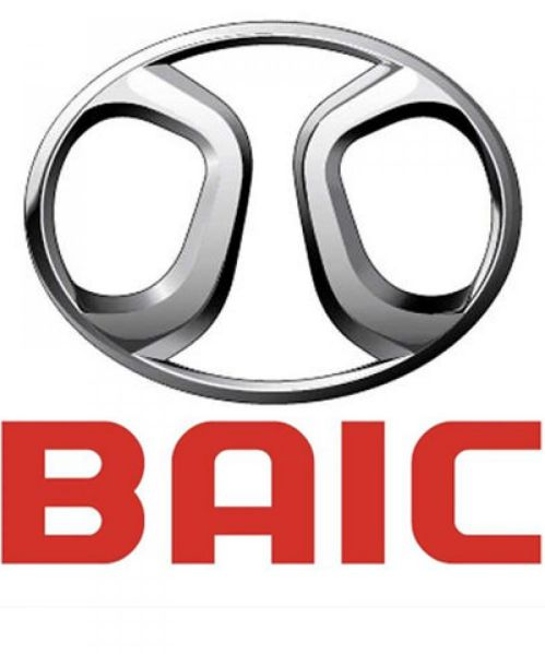 Logo thương hiệu xe ô tô BAIC